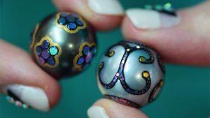 Мозаичные жемчужины