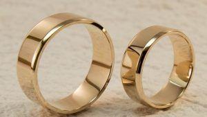 Что такое обручальное кольцо «европейка» и чем оно так удобно