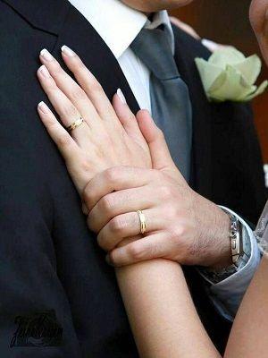 Обручальное кольцо «американка»: особенности формы и советы по выбору