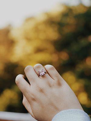 мерить чужое обручальное кольцо