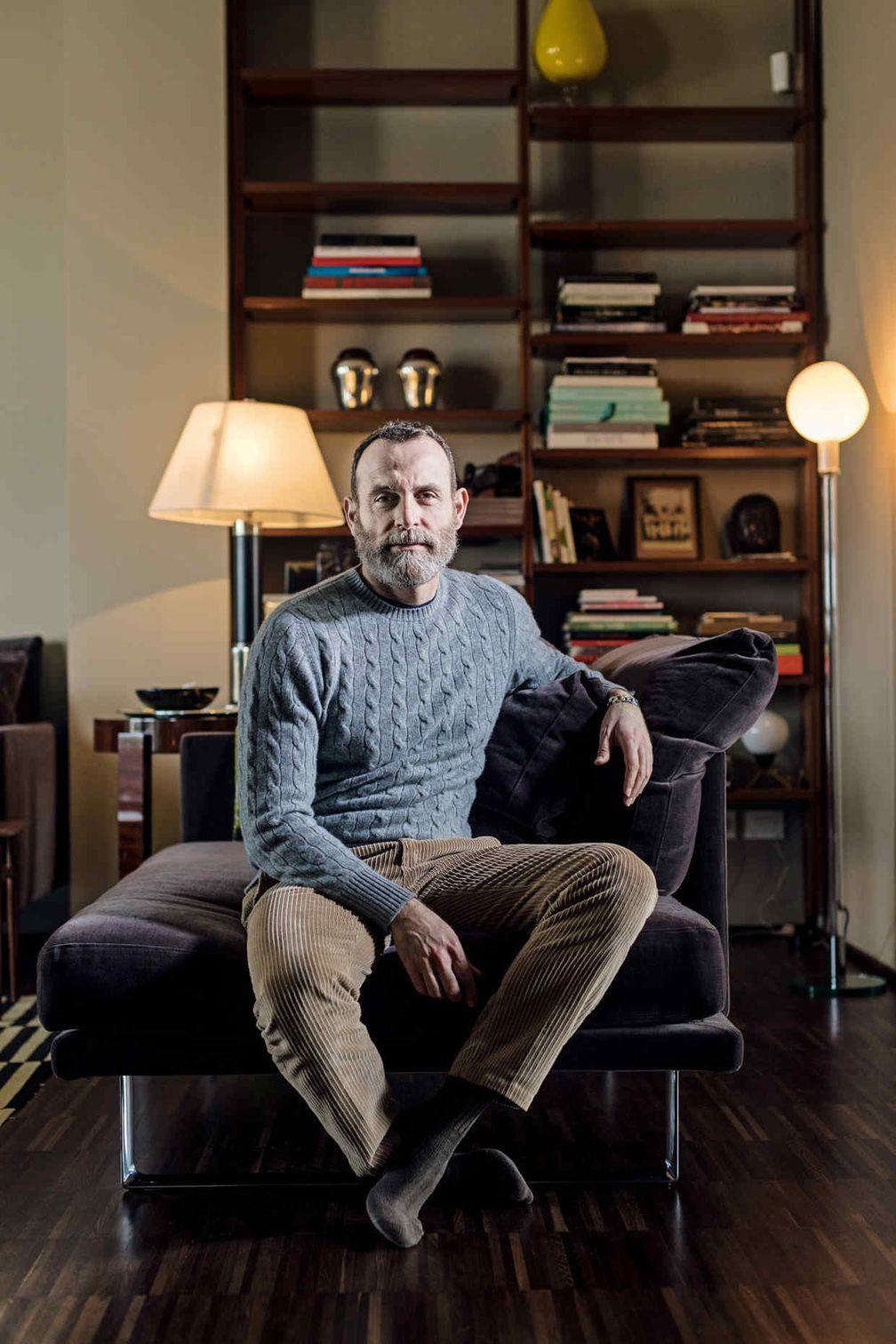 Креативный директор ювелирного дома Pomellato рассказывает о ценностях жизни