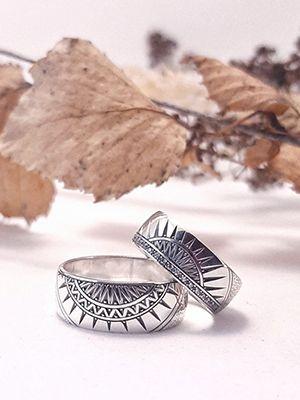 Серебряные обручальные кольца как недорогая альтернатива золотым