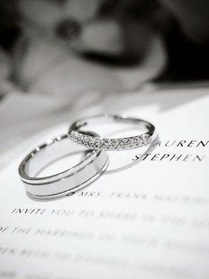 серебрянные обручальные кольца
