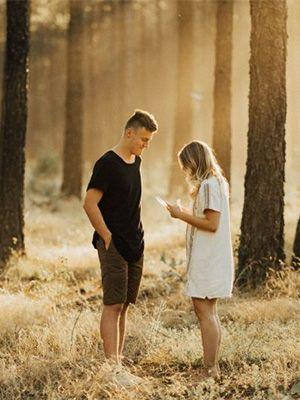 Помолвочные кольца: как выбрать кольцо для предложения