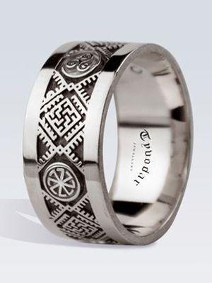 славянское кольцо коловрат