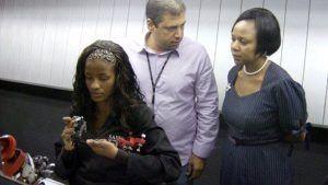 Ботсвана: работа по обогащению