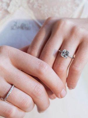 Каким должно быть обручальное кольцо: как выбрать идеальные кольца для молодоженов