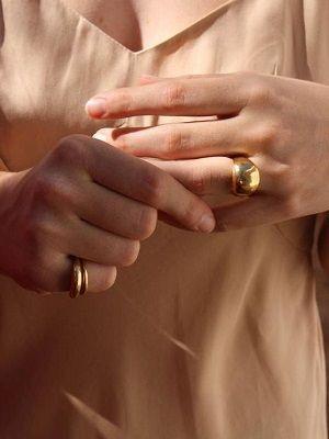 на какую руку надевать кольца