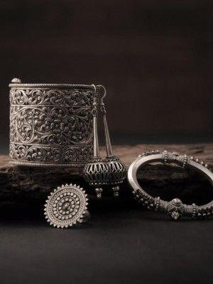 уход за серебряными изделиями