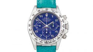 Специалисты Sotheby's выбирают самые изысканные и престижные часы