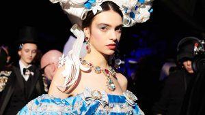 Экстравагантность Dolce & Gabbana