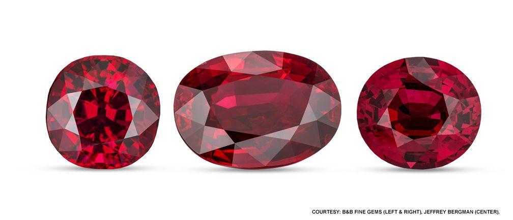Рубин — камень июльских именинников