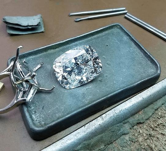 Интервью с торговцем бриллиантами