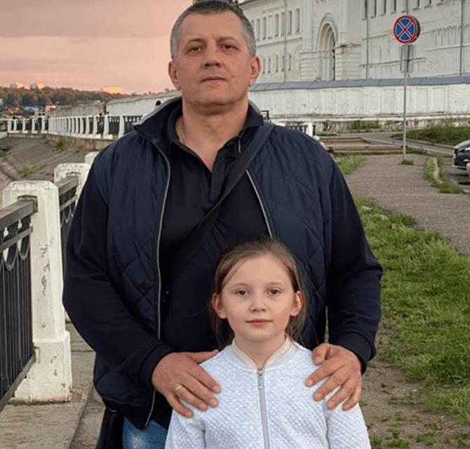 Геннадий Захаров о трехкилограммовой щуке и о рисунках дочери