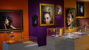 Выставка Autrement от Maison Chaumet