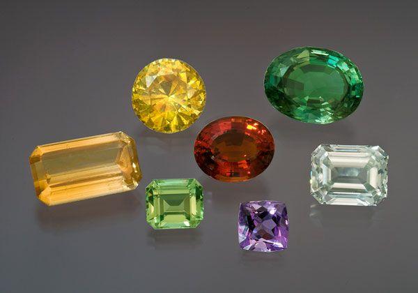 Коллекция драгоценных камней Харриса: познавательная и бесценная