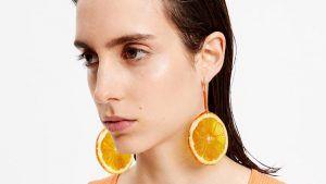 Фруктовые украшения – летние предложения