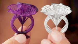 Применение 3Д-технологий в производстве ювелирных изделий