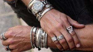 Ювелирные украшения для мужчин: актуальные тренды