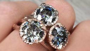 Искусственные бриллианты – достойная замена натуральным?