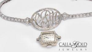 Calla Gold: Мелкие бриллианты получили потрясающую новую жизнь