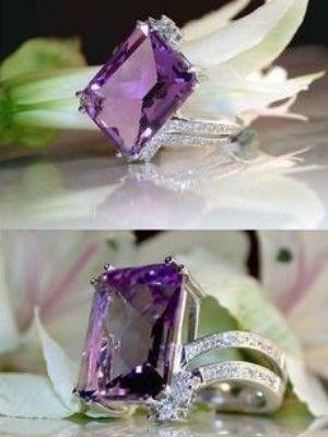 Интересные сочетания камней и металлов в ювелирных украшениях