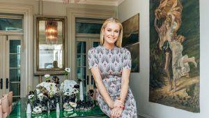 Ребекка Ромейн празднует запуск своей коллекции ювелирных изделий