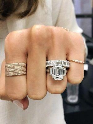 Обручальные кольца VIP-класса