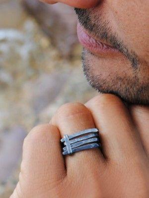 необычный перстень