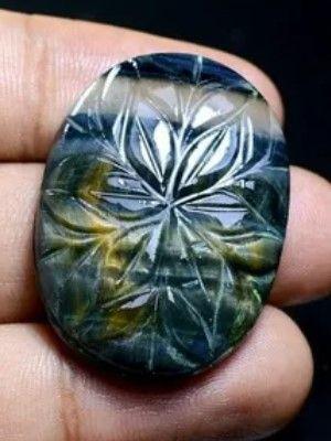 узор на камне