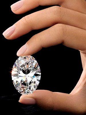 бриллиант в руке