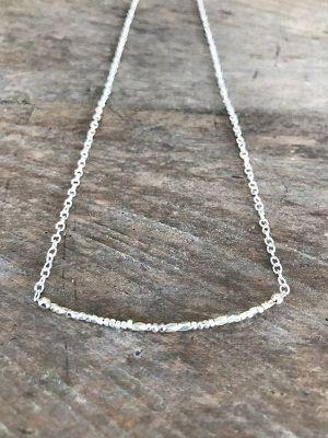 фото цепочки из серебра