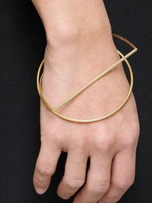 браслет необычной формы