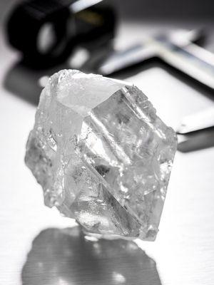 фото белого алмаза