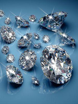 сверкающие камни