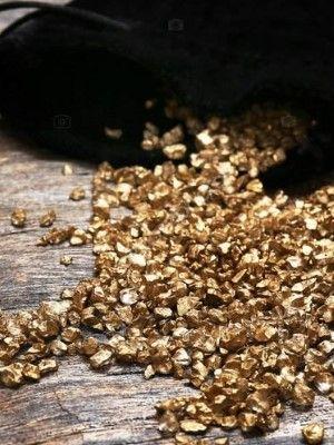 как выглядит золото