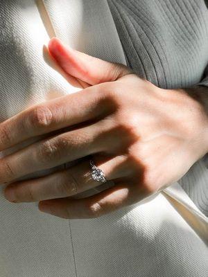 как носить украшения с бриллиантами