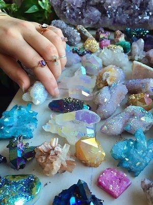фото драгоценных камней