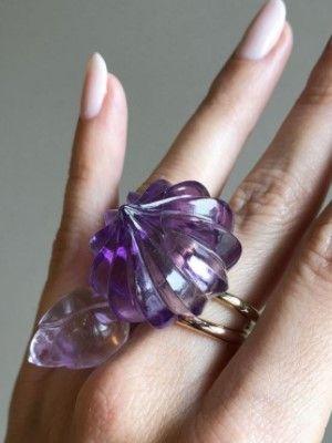 огромное кольцо