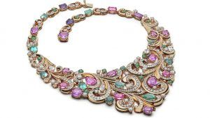 Bulgari представляет невероятную коллекцию ювелирных изделий Barocko
