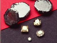 Синтез драгоценных камней