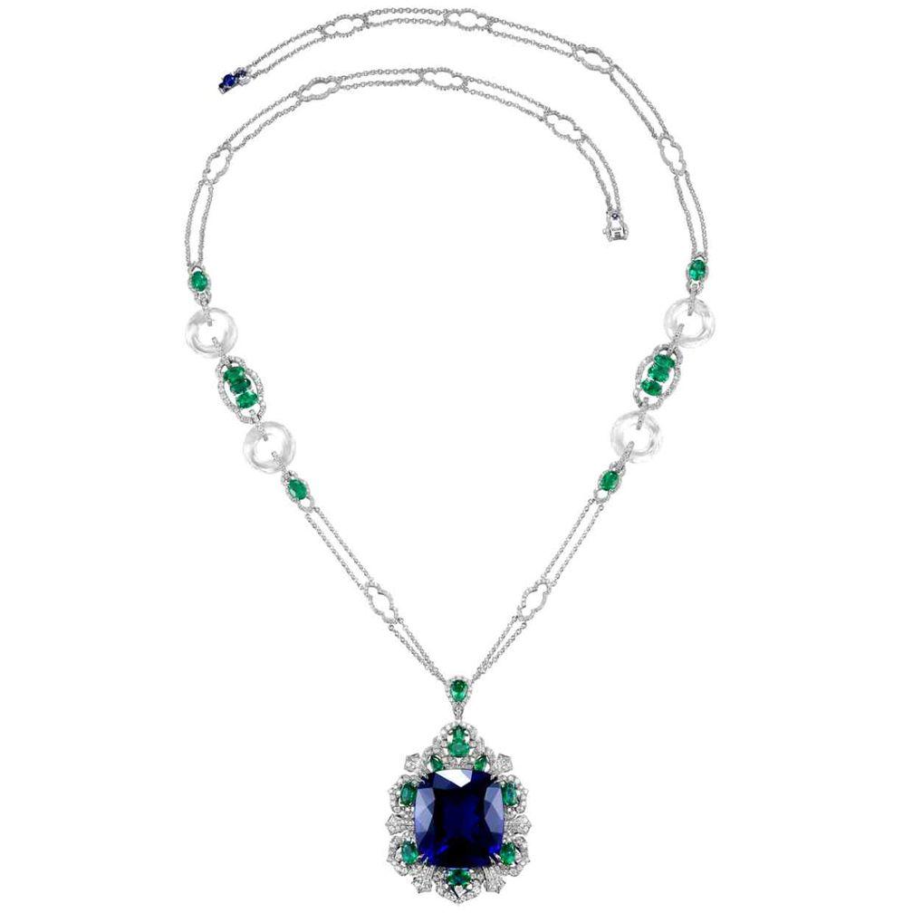 Эксклюзивная коллекция James Ganh x Fabergé «Жизнь в цвете»