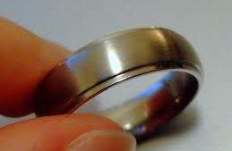 Calla Gold: «Не покупайте титановые или вольфрамовые обручальные кольца»