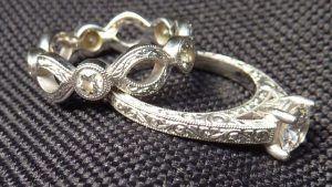 Почему платиновые кольца так быстро тускнеют и что с этим делать