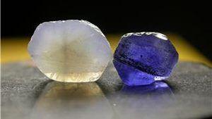 Термическая обработка драгоценных камней