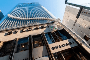 LVMH, которая владеет Bulgari и Chaumet, увидела спад продаж часов и ювелирных изделий
