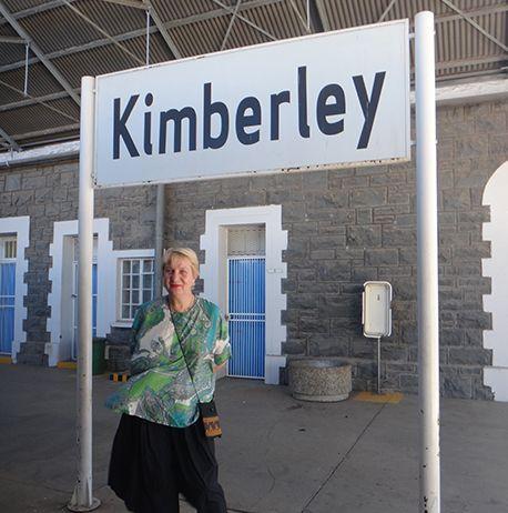 Город Кимберли! Место, где началась «алмазная лихорадка»