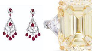 Руководство коллекционера: бриллианты дома Graff