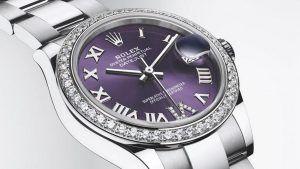 Rolex: цвет времени
