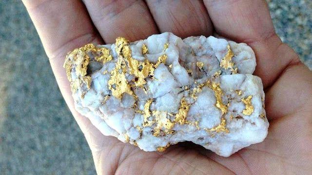 Ученые раскрывают тайну происхождения золота